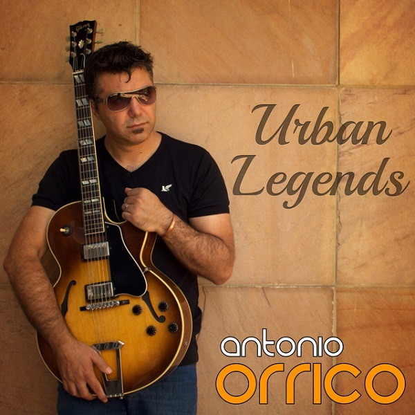 Antonio Orrico - Urban Legends