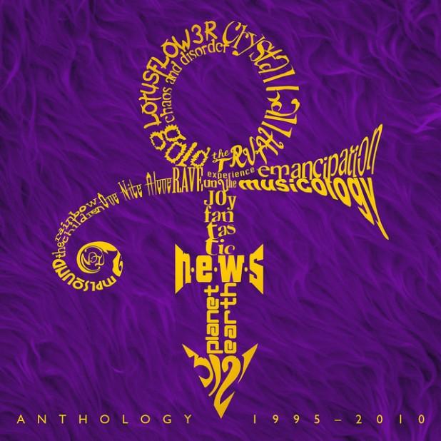 Prince - Prince Anthology 1995-2010