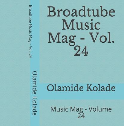 Broadtube Music Mag Book – Volume 24