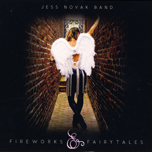 The Jess Novak Band - Treat Me Right