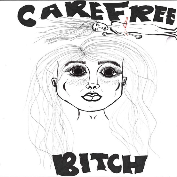 Brooke Asher - Carefree (Bitch)