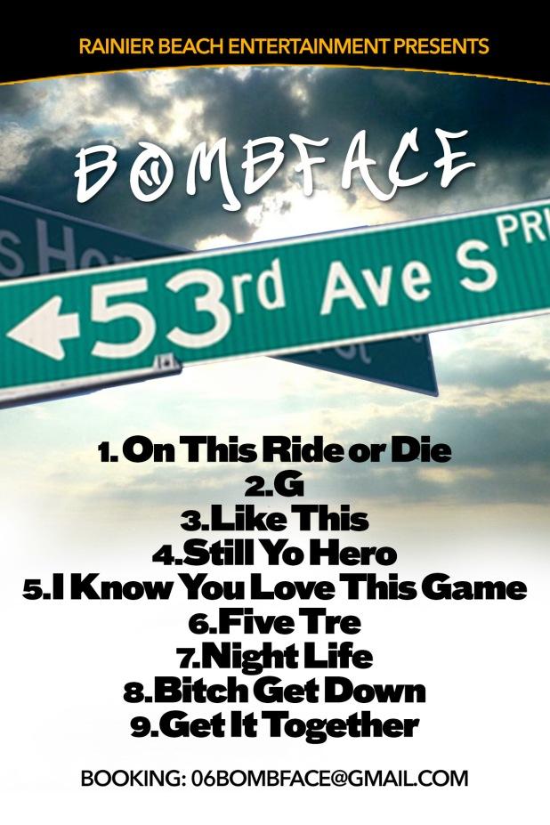 Bombface - 53 Rd Ave S