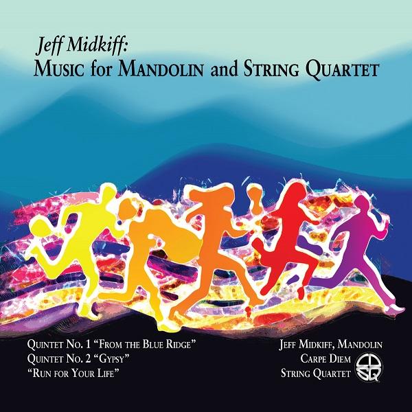 Carpe Diem String Quartet + Jeff Midkiff