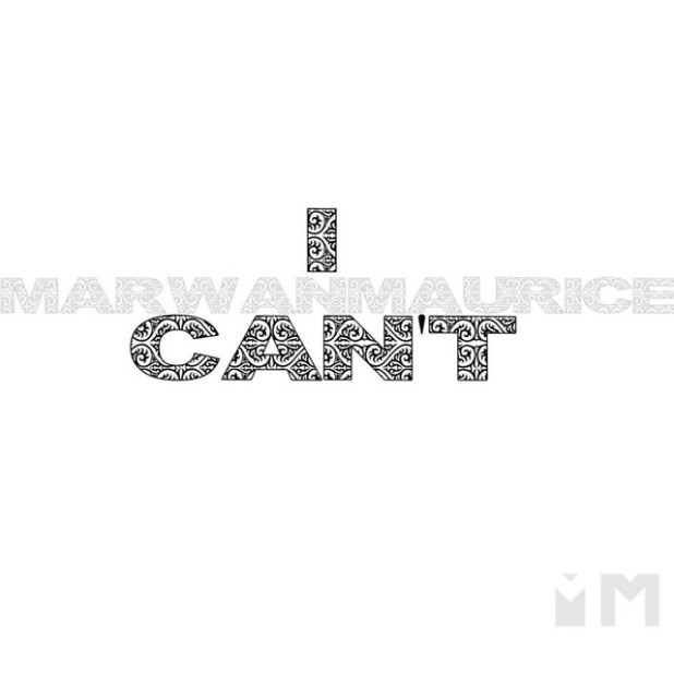 I Can't By Marwan Maurice