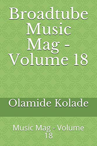 Broadtube Music Mag Book – Volume 18