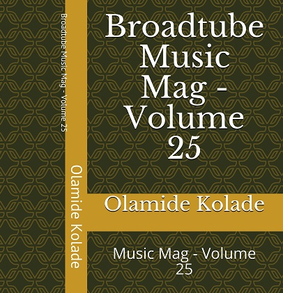 Broadtube Music Mag Book – Volume 25