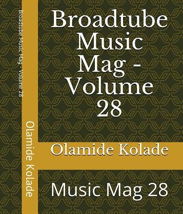 Broadtube Music Mag Book – Volume 28