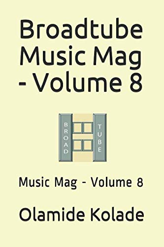 Broadtube Music Mag Book 8