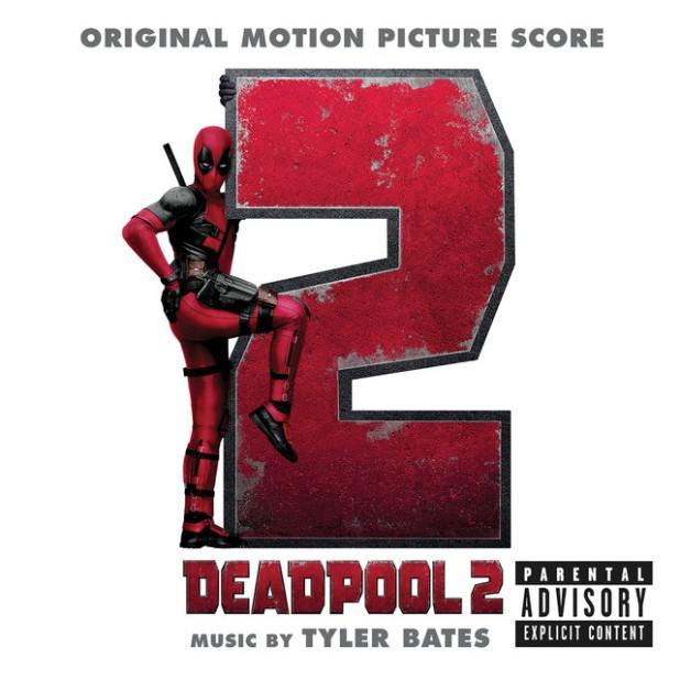 Original Motion Picture Score - Deadpool 2 -On Sony Music Australia