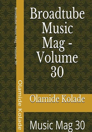 Broadtube Music Mag-Book 30