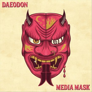Daeodon - Media Mask