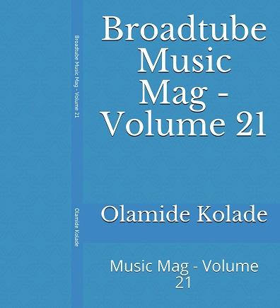 Broadtube Music Mag Book – Volume 21