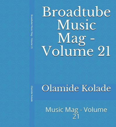 Broadtube Music Mag Book – Volume 21