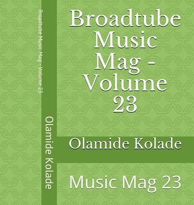 Broadtube Music Mag Book - Volume 23