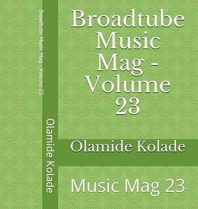 Broadtube Music Mag Book - Volume 23