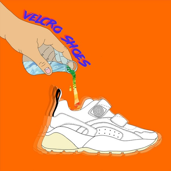Chameleonize – Velcro Shoes